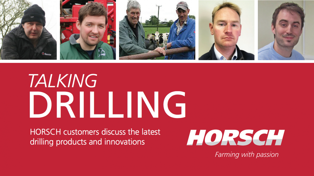 horsch talking drilling cover