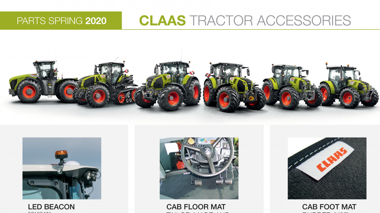 CLAAS TRACTOR ARION ACCESSORY