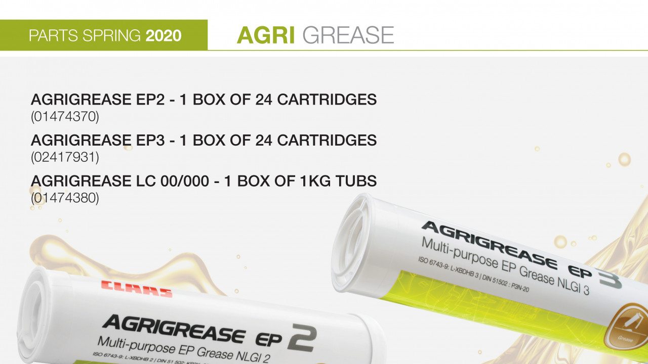 CLAAS GREASE