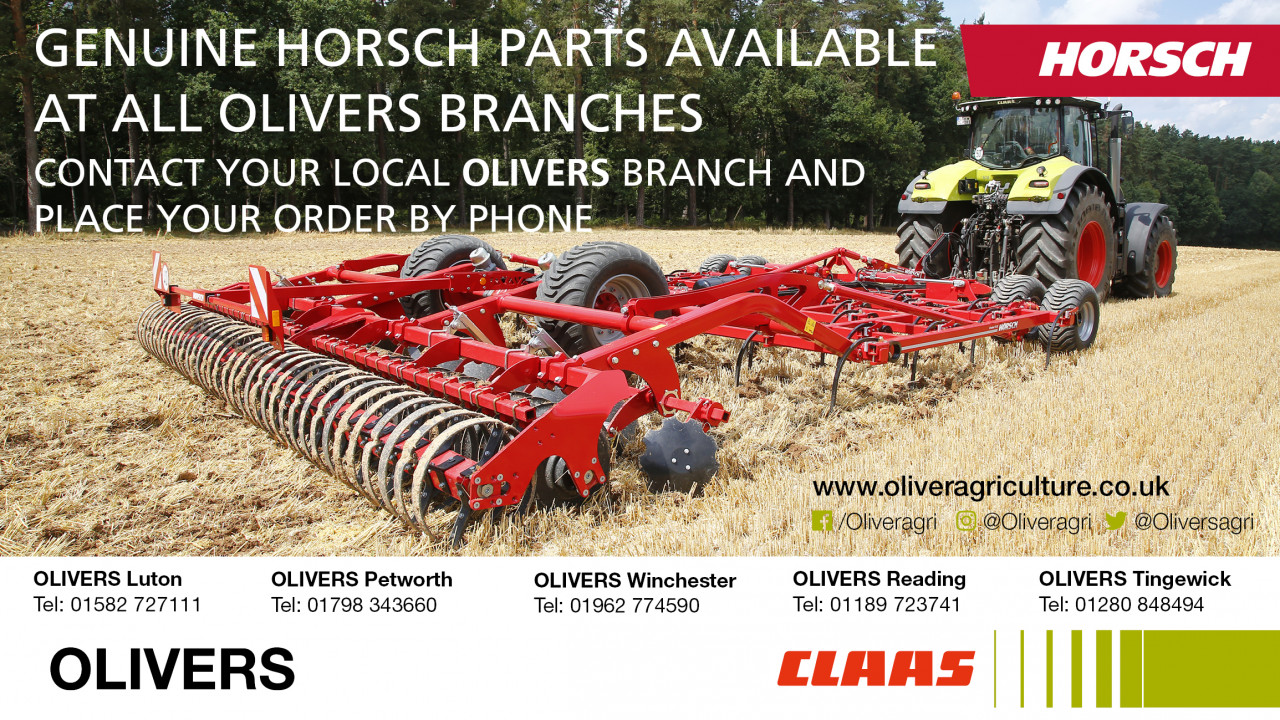 GENUINE HORSCH PARTS