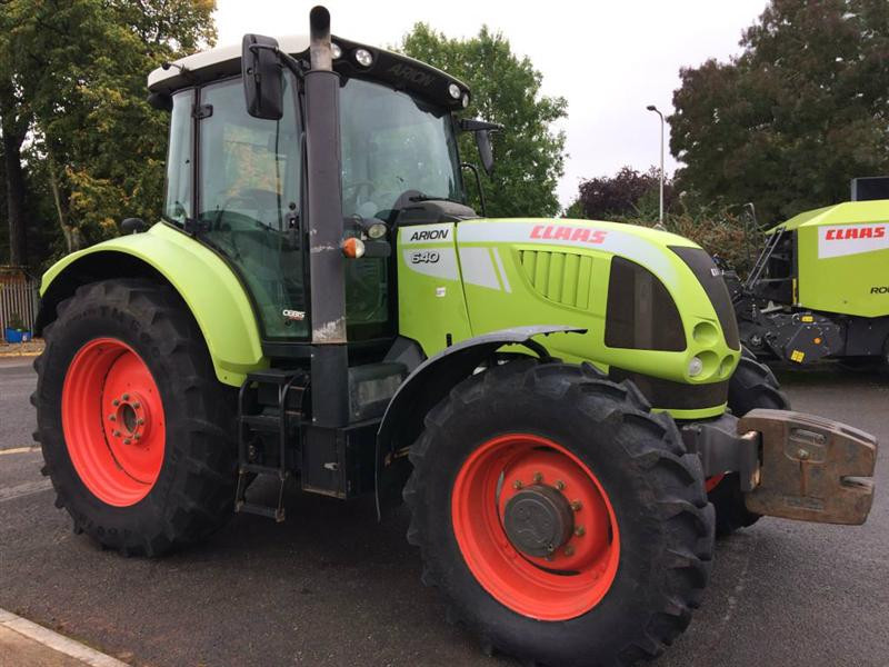 ARION 640 CEBIS TRACTOR