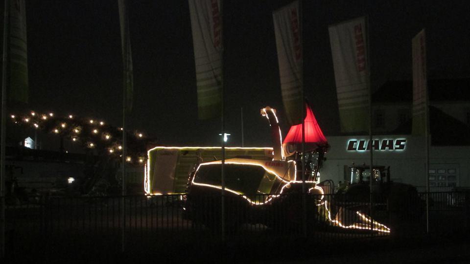 Christmas Jaguar
